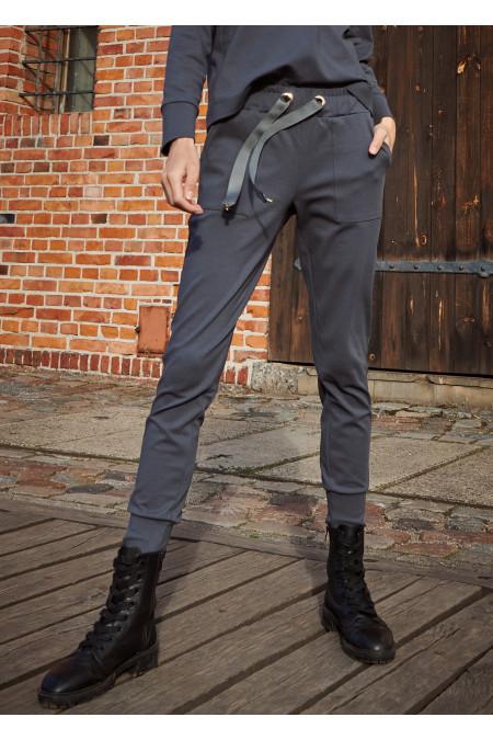 Spodnie Comfty Steel Grey