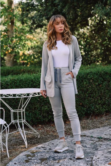Spodnie Comfty Chevron Grey