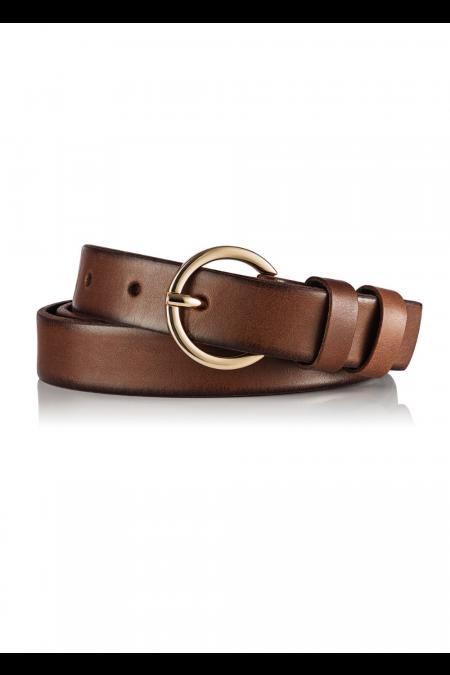 Pasek Leather Brown