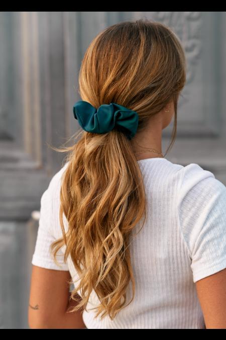 Scrunchie Emerald