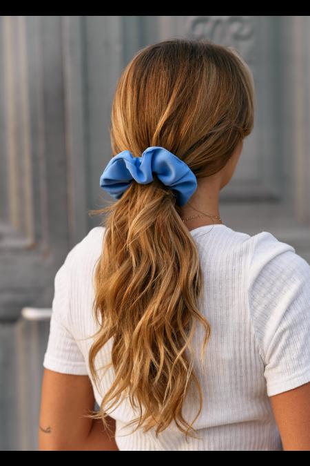 Scrunchie Classic Blue