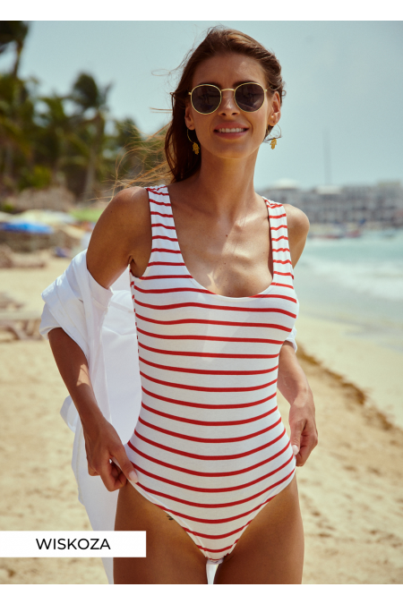 Body Simple Red Stripes